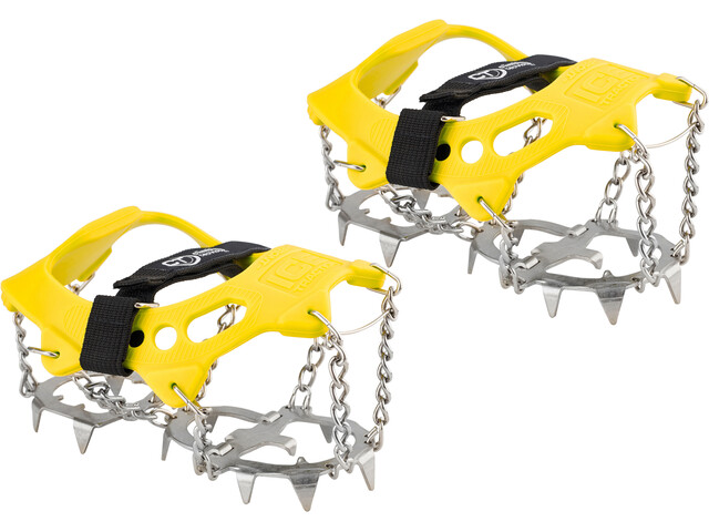 Climbing Technology Ice Traction Crampons Plus S yellow